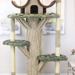 New Cat Condos Premier 7 Feet Tall Cat Playground review